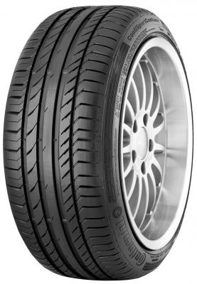 Шина Continental ContiSportContact 5 SUV 235/55 R18 100V шина continental contisportcontact 5 245 50 r18 100y