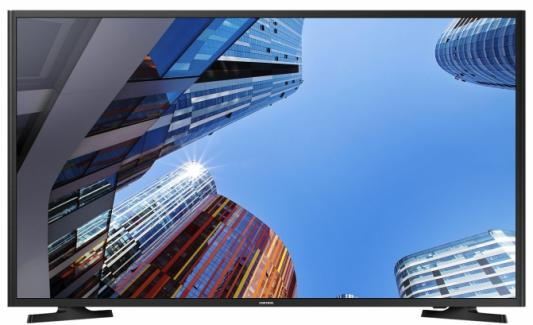 Телевизор Samsung UE49M5000AUXRU черный телевизор samsung ue28j4100