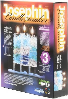 Набор для творчества Фантазёр Гелевые свечи №6 от 7 лет 274006