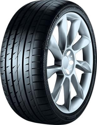Шина Continental ContiSportContact 3 SSR 245/50 R18 100Y шина continental contisportcontact 5 245 50 r18 100y