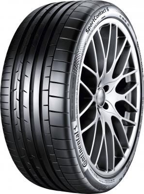 цена на Шина Continental SportContact 6 FR 285/35 ZR22 106Y XL