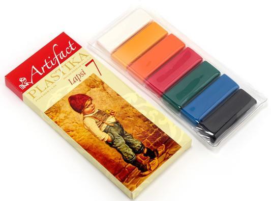 Купить Полимерная глина Artifact 7107-8 7 цветов, Наборы для лепки из глины