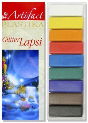 Купить Полимерная глина Artifact 7109-78 9 цветов, Наборы для лепки из глины