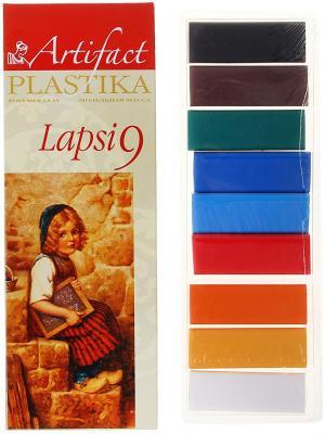Купить Полимерная глина Artifact 7109-8 9 цветов, Наборы для лепки из глины