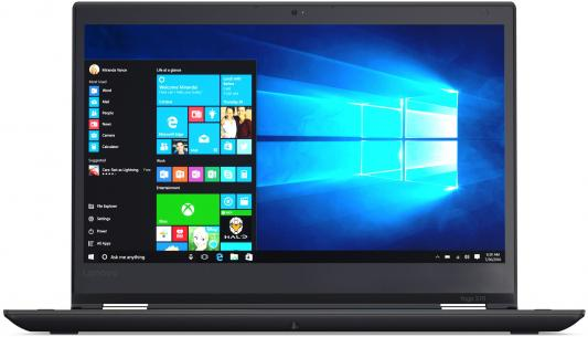 Ноутбук Lenovo ThinkPad Yoga 370 13.3 1920x1080 Intel Core i5-7200U 20JH002QRT new original for lenovo thinkpad yoga 260 bottom base cover lower case black 00ht414 01ax900