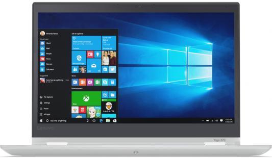 """ThinkPad YOGA 370 13,3"""" TOUCH FHD(1920x1080)IPS, i5-7200U(2,5 GHz),4GB DDR4, 128Gb SSD,HD Graphics 620,NoODD,WiFi,BT,FPR,4cell,WWANnone,pen, Win 10 PRO,1.37Kg,Silver, 1y.c.i."""