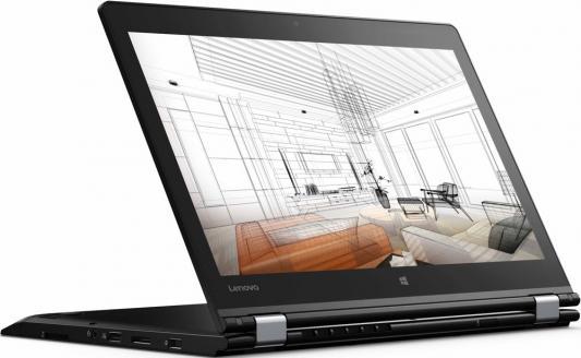Ноутбук Lenovo ThinkPad P40 Yoga 14 1920x1080 Intel Core i7-6500U 20GQ001SRT