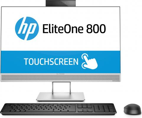 "Моноблок 23.8"" HP EliteOne 800 G3 All-in-One 1920 x 1080 Intel Core i7-7700 8Gb 512 Gb Intel HD Graphics 630 Windows 10 Professional серебристый черный 1KA76EA моноблок 23 hp eliteone 800 g2 all in one 1920 x 1080 intel core i7 6700 8gb ssd 120 intel hd graphics 530 windows 10 professional серый t6c28aw"