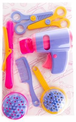 Купить Игровой набор Пластмастер Красотка 7 предметов 22220, для девочки, Игровые наборы Маленькая красавица