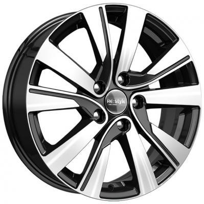 Диск K&K Hyundai Tucson (КСr749) 7xR17 5x114.3 мм ET51 Алмаз черный 70961