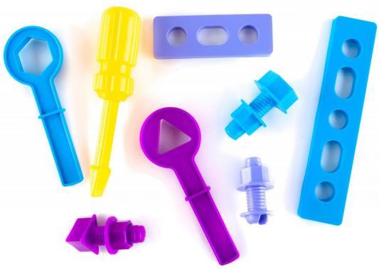 """Игровой набор Пластмастер """"Механик"""" 11 предметов 22204"""