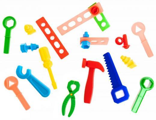 Игровой набор Пластмастер Я буду... 22225 наборы игрушечных инструментов пластмастер игровой набор пластмастер набор инструментов плотник
