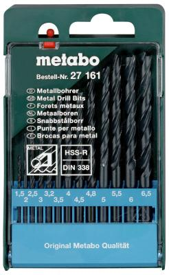 Купить Набор Сверел Metabo 13Шт 627161000