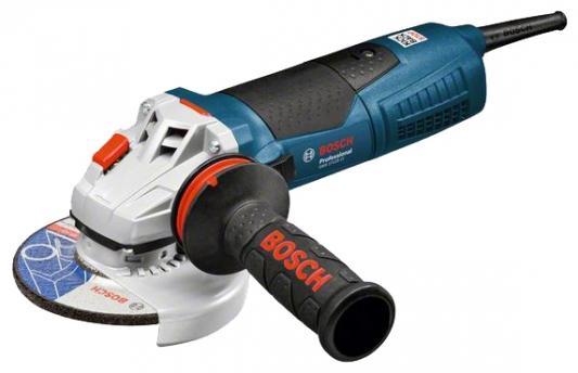 Углошлифовальная машина Bosch GWS 17-125 CI 125 мм 1500 Вт шлифовальная машина bosch gws 13 125 ci