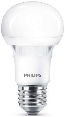 Лампа светодиодная груша Philips 661239 E27 7W 3000K