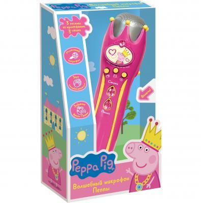 Микрофон Monster High Peppa Pig