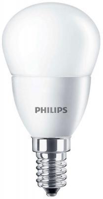 Лампа светодиодная груша Philips 543603 E14 5.5W 4000K