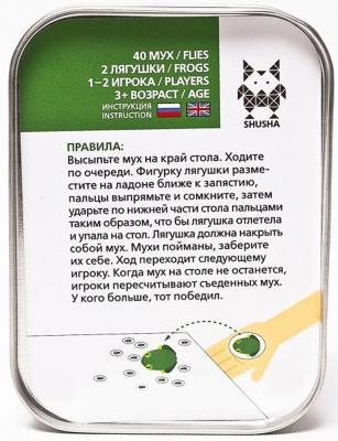 """Настольная игра Shusha развивающая """"Ловля мух"""" от 123.ru"""