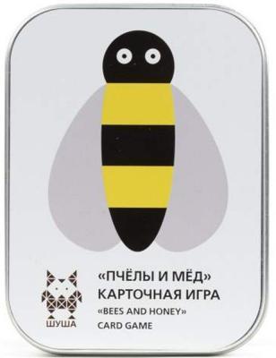 """Настольная игра Shusha развивающая """"Пчелы и мед"""" от 123.ru"""