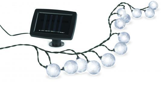 Садовый светильник ЭРА SL-PL600-BAL20 на солнечной батарее прозрачный