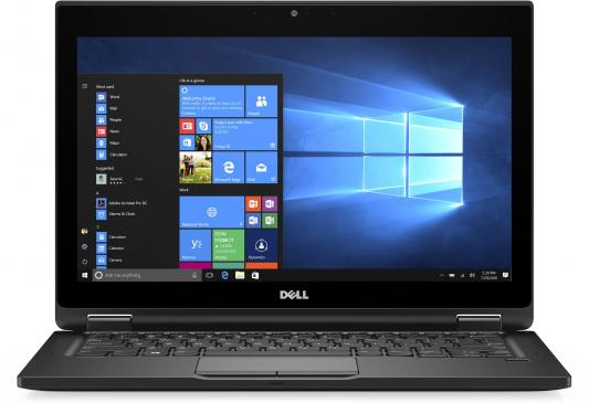 Ноутбук DELL Latitude 5289 12.5 1920x1080 Intel Core i3-7100U 5289-7864 ноутбук dell latitude 5289 12 5 1920x1080 intel core i5 7200u 5289 7871