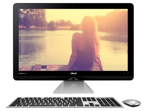 Моноблок 27 ASUS Zen AiO ZN270IEGK-RA016T 1920 x 1080 Intel Core i7-7700T 8Gb 1 Tb nVidia GeForce GT 940МХ 2048 Мб Windows 10 Home серый 90PT01R1-M00500 моноблок asus zen aio zn270ie ra016t 90pt01r1 m00500 intel core i7 7700t 2 9 ghz 8192mb 1000gb nvidia geforce gt 940mx 2048mb wi fi bluetooth 27 1920x1080 windows 10 64 bit