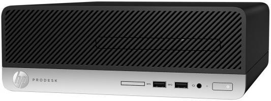 Системный блок HP ProDesk 400 G4 i3-6100 3.7GHz 4Gb 500Gb DVD-RW Win10Pro 1QM59ES компьютер hp prodesk 400 g4 intel core i5 7500 ddr4 8гб 1000гб intel hd graphics 630 dvd rw windows 10 professional черный [1jj50ea]