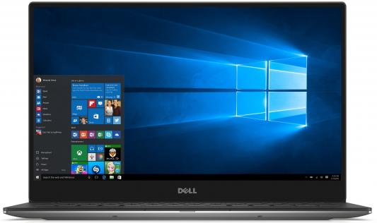 Ультрабук DELL XPS 13 Ultrabook 13.3 3200x1800 Intel Core M5-7Y54 адаптер dell intel ethernet i350 1gb 4p 540 bbhf