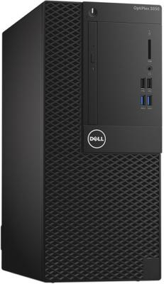 Системный блок DELL Optiplex 3050 MT i5-6500 3.2GHz 4Gb 500Gb HD530 DVD-RW Win7pro Win10Pro клавиатура мышь серебристо-черный 3050-0368 dell optiplex 3050 mt core i5 6500 4gb 500gb dvd kb m win10pro win7pro