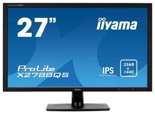 "Монитор 27"" iiYama ProLite X2788QS-B1"