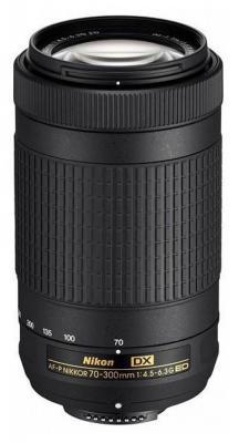 Объектив Nikon AF-P ED 70-300мм f/4.5-6.3 JAA828DA