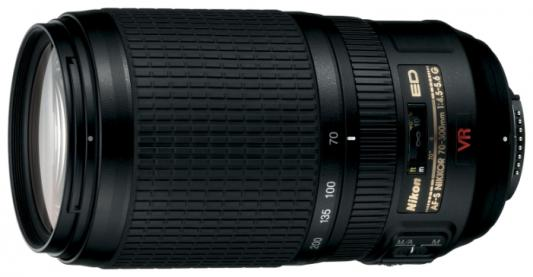 Объектив Nikon AF-P VR ED 70-300мм f/4.5-6.3 JAA829DA