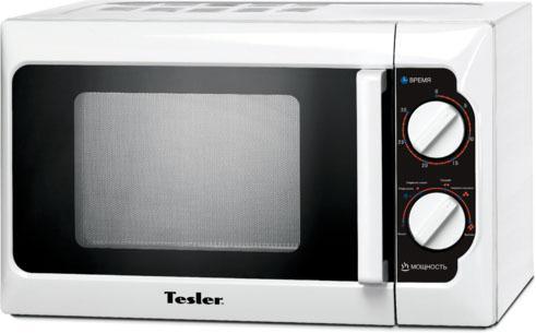 СВЧ TESLER MM-1715 700 Вт белый свч tesler mm 1711 700 вт белый
