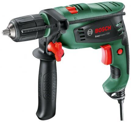Ударная дрель Bosch EasyImpact 550 550Вт