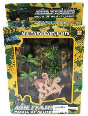 """Игровой набор Shantou Gepai """"Военный"""" 655-26 цена и фото"""
