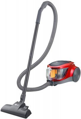 лучшая цена Пылесос LG VK76A01ND сухая уборка красный