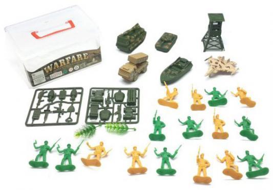 """Игровой набор Shantou Gepai """"Военный"""" 010-6 цена и фото"""