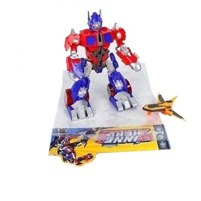 Купить Робот-трансформер Shantou Gepai L608 34 см, Игрушки-трансформеры