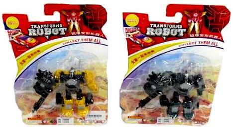 Робот-трансформер Shantou Gepai Transforms в ассортименте 2008-3CD
