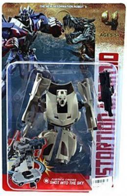 Машина-трансформер Shantou Gepai Distortion Android - Робот - Машина 189F игрушка shantou gepai машина 635362