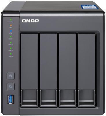 Сетевое хранилище QNAP TS-431X-8G от 123.ru