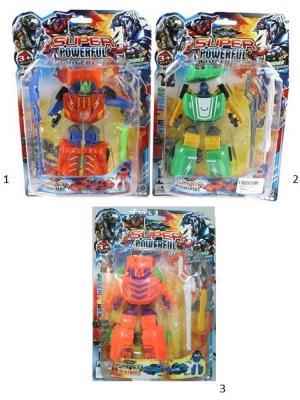Робот-трансформер Shantou Gepai Робот-машина в ассортименте 6699 игрушка shantou gepai трансформер робот машина 635451