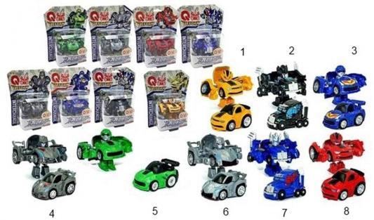 """Робот-трансформер Shantou Gepai """"Машина"""" в ассортименте Y1628494"""