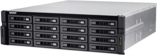 Сетевое хранилище QNAP TS-EC1680U-i3-8G-R2