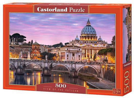 Пазл 500 элементов Кастор Ватикан  B-52493