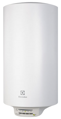 Водонагреватель накопительный Electrolux EWH 80 Heatronic DL Slim DryHeat 80л 1.5кВт белый
