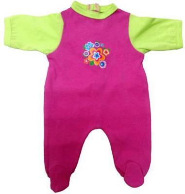 Одежда для куклы Mary Poppins 38-43см, комбинезон Цветочек 212