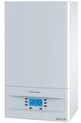 Газовый котёл Electrolux GCB 11 Basic Space Fi 11 кВт энергонезависимый котёл electrolux fsb 35 p