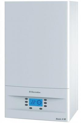 Газовый котёл Electrolux GCB 24 Basic Space Duo Fi 24 кВт энергонезависимый котёл electrolux fsb 35 p