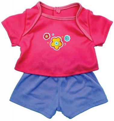 Одежда для куклы Mary Poppins 38-43см, футболочка и штанишк 452076